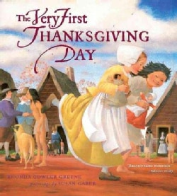 The Very First Thanksgiving Day (Paperback)