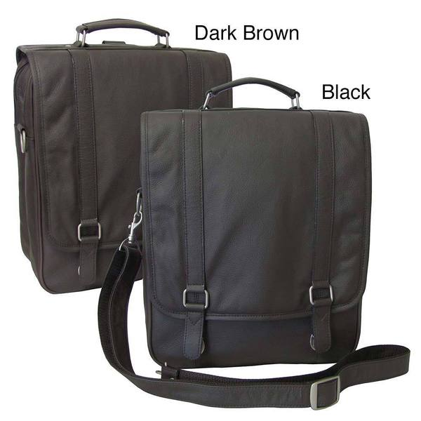 Amerileather Leather Backpack Briefcase