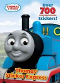 Thomas' Sticker Express (Paperback)