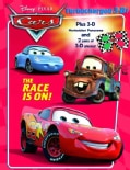 The Race Is On!: Turbocharged 3-D (Paperback)