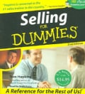 Selling for Dummies (CD-Audio)