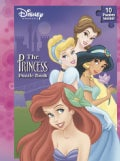 The Princess Puzzle Book (Board book)