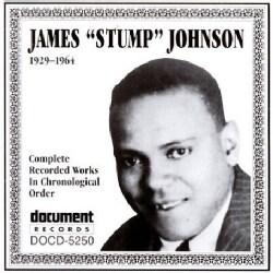 James Johnson - James Stump Johnson: 1929-1964