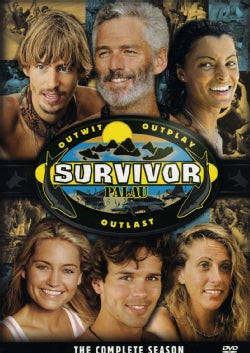Survivor: Palau - The Complete Season 10 (DVD)