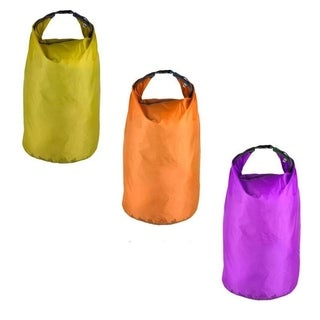 Folding Dry Bag Waterproof Sack for Boating, Camping, Cycling, Hiking or Rafting.