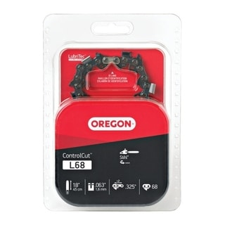 Oregon  Replacement Chainsaw Chain  18 in. 68  For Stihl 33349469
