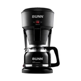Bunn  SpeedBrew  Coffee Maker  10 cups Black 33352165