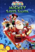 Mickey Saves Santa (DVD)