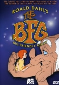 The Big Friendly Giant (DVD)