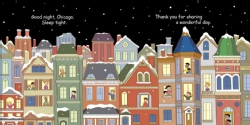 Good Night Chicago (Board book)