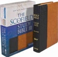 The Scofield Study Bible: New King James Version, Basket Weave Black/Acorn (Paperback)