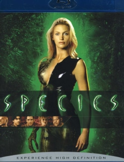 Species (Blu-ray Disc)