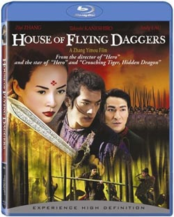 House of Flying Daggers (Blu-ray Disc)
