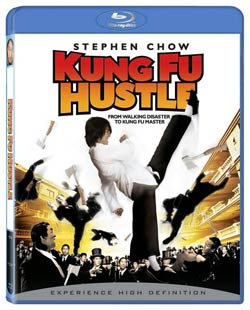 Kung Fu Hustle (Blu-ray Disc)