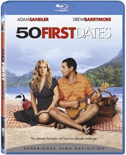 50 First Dates (Blu-ray Disc)