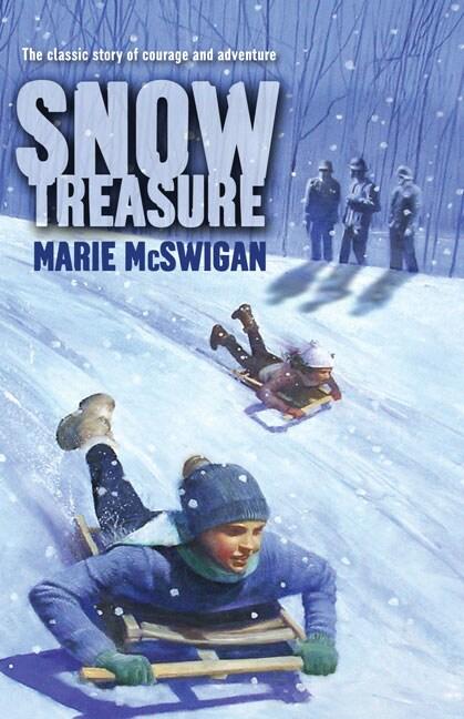 Snow Treasure (Paperback)