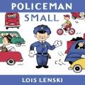 Policeman Small (Board book)