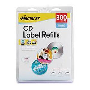 Memorex CD/DVD Label(s)