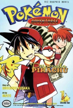 The Best of Pokemon Adventures: Red (Paperback)
