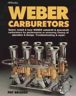 Weber Carburetors (Paperback)