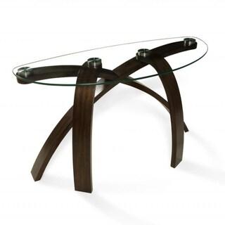 Strick & Bolton Ascott Modern Arch-legged Sofa Table