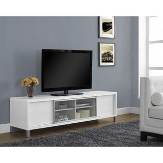 Strick & Bolton Moll White TV Console