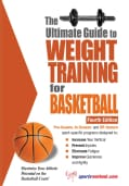 The Ultimate Guide to Weight Training for Basketball (Paperback)