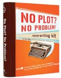 No Plot? No Problem! Novel-writing Kit (Hardcover)