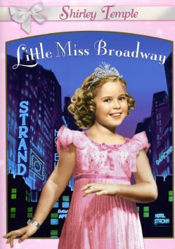 Little Miss Broadway (DVD)