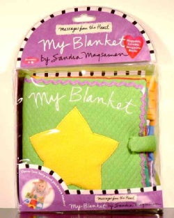 My Blanket: Messages from the Heart (Rag book)