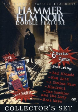 Hammer Film Noir Vol. 1 Collector's Set (DVD)