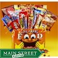 Junk Food Junkie Gift Basket