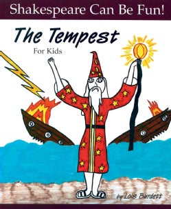 The Tempest: For Kids (Paperback)