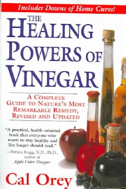 The Healing Powers of Vinegar (Paperback)