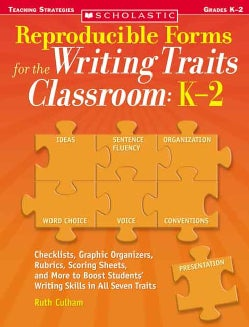 Reproducible Forms for the Writing Traits Classroom: K-9 (Paperback)