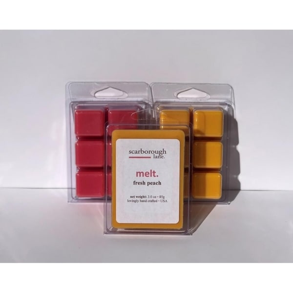Scarborough Lane Wax Melts Fruity Scents (Pack of 3) 33610623