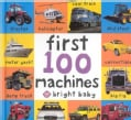 First 100 Machines (Board book)