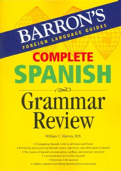 Complete Spanish Grammar Review (Paperback)