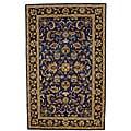 Hand-tufted Mahal Wool Rug (5' x 8')