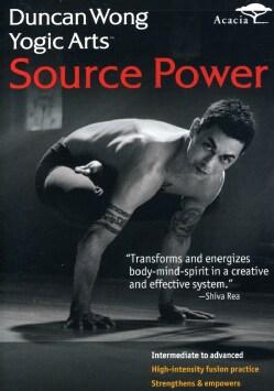 Duncan Wong Yogic Arts: Source Power (DVD)