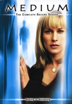 Medium: The Complete Second Season (DVD)