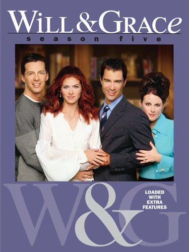 Will & Grace: Season 5 (DVD)