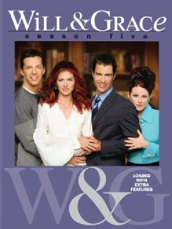 Will & Grace: Season 5 (DVD)