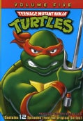 Teenage Mutant Ninja Turtles Vol 5 (DVD)
