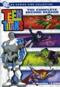 Teen Titans: The Complete Second Season (DVD)