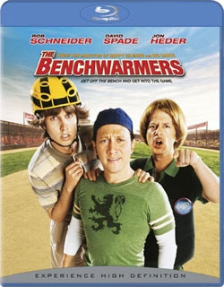 The Benchwarmers (Blu-ray Disc)
