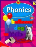 Brighter Child Phonics, Kindergarten (Paperback)