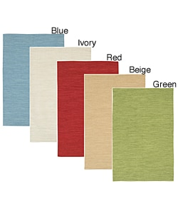(2' x 3') Hand-woven Set of Three Celle Rugs