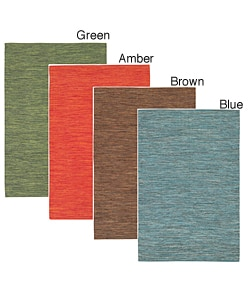 Set of 3 Hand-woven Mandara Rugs (2' x 3')