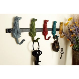 The Curated Nomad Virgil Metal Dog Wall Hook